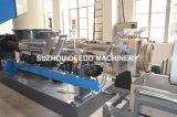 PE PP de plástico reciclado y granulación de la máquina