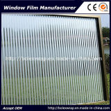 Sparkle decorativos de lámina de vidrio de 3D Film 1,22m*50m