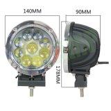 luz campo a través del trabajo del CREE LED de 45W 5inch para SUV