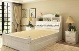 Cama de madera maciza modernas camas dobles (M-X2271)