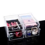 De transparante Doos van de Opslag van het Type van Lade van de Desktop Acryl Kosmetische