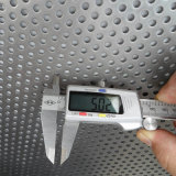 Heißes eingetauchtes galvanisiertes perforiertes Metalldraht-Ineinander greifen-Blatt