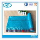 Пластичный мешок отброса Drawstring для мусорного бака