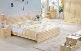Festes hölzernes Bett-moderne doppelte Betten (M-X2270)