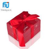 Venta caliente más populares rojas Cajas de regalo
