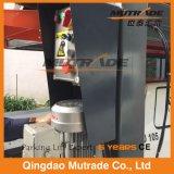 Levage hydraulique lourd de stationnement de véhicule de quatre postes