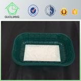 Rectángulo plástico aprobado por la FDA del alimento de la categoría alimenticia de la seguridad para el acondicionamiento de los alimentos congelados