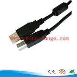 Micro- USB Kabel voor de Overdracht van Gegevens en het Laden