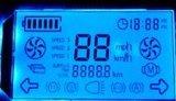 Stn/Tn/Htn LCD het Karakter van het Scherm 8X2