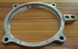 Продетые нитку стальной части CNC вставки втулки повернутые точностью подвергая механической обработке