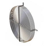 OEMさび止めの溶接されたワイヤー金属のファン監視格子