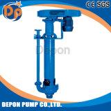 Pompe de carter de vidange corrosive abrasive de transfert de boues