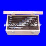 L'alta qualità fuori dei micrometri ha impostato (0-75, 0-100, 0-150, 0-200mm)