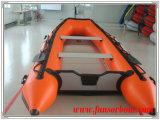 Alの床(FWS-D430)が付いているPVCかHypalonの漁船