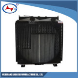 Nt151lu40: Radiador del conjunto de generador del motor diesel de la serie de Tongchai