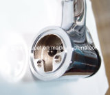 真鍮ハンドルの浴室の洗面器のコックを選抜しなさい