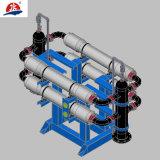 Système de filtration du boîtier du filtre à cartouche à haut débit