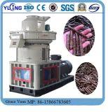 Appuyez sur granules de bois de la biomasse pour l'énergie Xgj850 2-3T/H