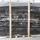 Lucido Bianco / beige / verde / Marmo Black Stone per Tile Piano Slab