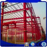 창고를 위한 큰 경간 아름다운 안전 강철 구조물