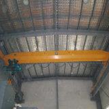 Il materiale che alza la singola gru a ponte 10t si applica in workshop
