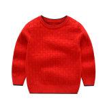 Style décontracté Logo personnalisé Coton Sweatshirt confortable Crewneck Kids chandail ordinaire