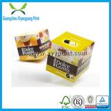 Коробка Takeaway быстро-приготовленное питания бумажной коробки быстро-приготовленное питания упаковывая