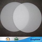 Diffuseur de LED de couleur blanc PS feuilles en plastique PS