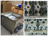 Máquina industrial do motor de automóveis e da limpeza das peças de automóvel