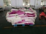 Bolso tejido PP impermeable de encargo privado del arroz/bolso para la harina/el cemento tejido de los bolsos