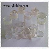 Conexão de vidro Tyk com junção de terra padrão, juntas de quartzo, junta de soda de sílica