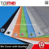 Tissu en mousse polyester polyester ignifugé à chaud