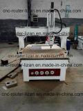 Ranurador de madera con el grabado del CNC de 2 ejes de rotación y la cortadora