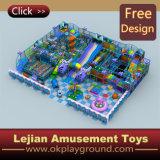 La SGS Kids Indoor Aire de jeux de l'équipement d'amusement (ST1418-5)