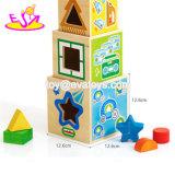 W13D183をスタックしている子供のための新しい方法教育木のピラミッド