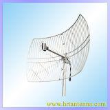 Red WiFi antena parabólica (SPD-2400TDJ9).