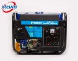 3.5kw/3.5kVA小さい携帯用無声電気ガソリン発電機