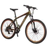 24 Скорость алюминиевого сплава Кастро стиль катания на горных велосипедах (FP-MTB-A01)