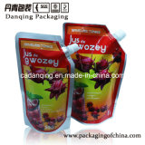 Suco de frutas Stand up Pouch with Spout