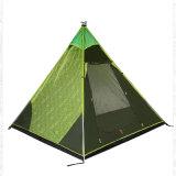 فرقعت فوق خيمة لأنّ أطفال