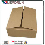 Caixa de mala postal caixa de papelão ondulado Courier Carry Paper Paperboard Packing Box (YSM40)