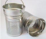Disque de filtre de matériau de S.S. pour le filtre de cuvette