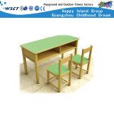 El precio bajo mesa y silla de kindergarten (HC-2504)
