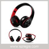 Auscultadores estereofónico sem fio do fone de ouvido dos auriculares de Bluetooth V4.0 do telefone móvel