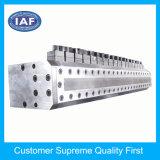Fabricante plástico modificado para requisitos particulares del molde para la estera del pie del PVC de 1350m m