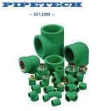 Instalaciones de tuberías de PPR con estándar del estruendo de la alta calidad