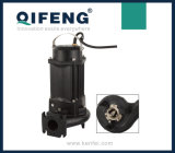 Wqcs Heavy Duty Submersible Sewage Pumps with Cutter