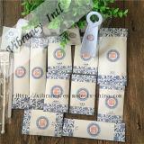 4-5 approvisionnements de empaquetage d'hôtel de papier remplaçable de Beautuful d'hôtel d'étoile