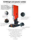 Machine van het Lassen van de hoge Energie de Ultrasone Plastic