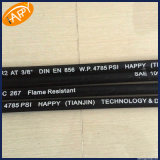 En 856 4sp Wire Spiral Hydraulic Rubber Hose